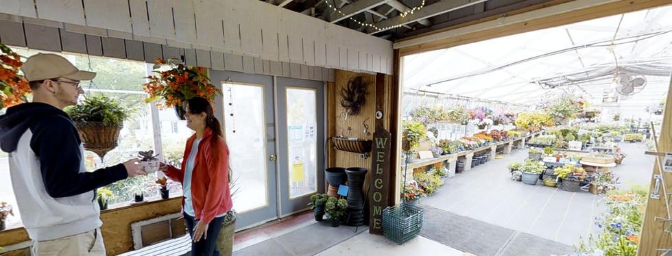 Hillside Greenhouse