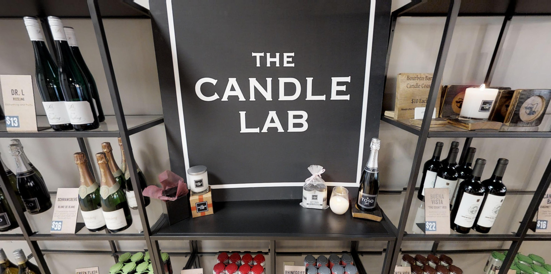 The Candle Lab
