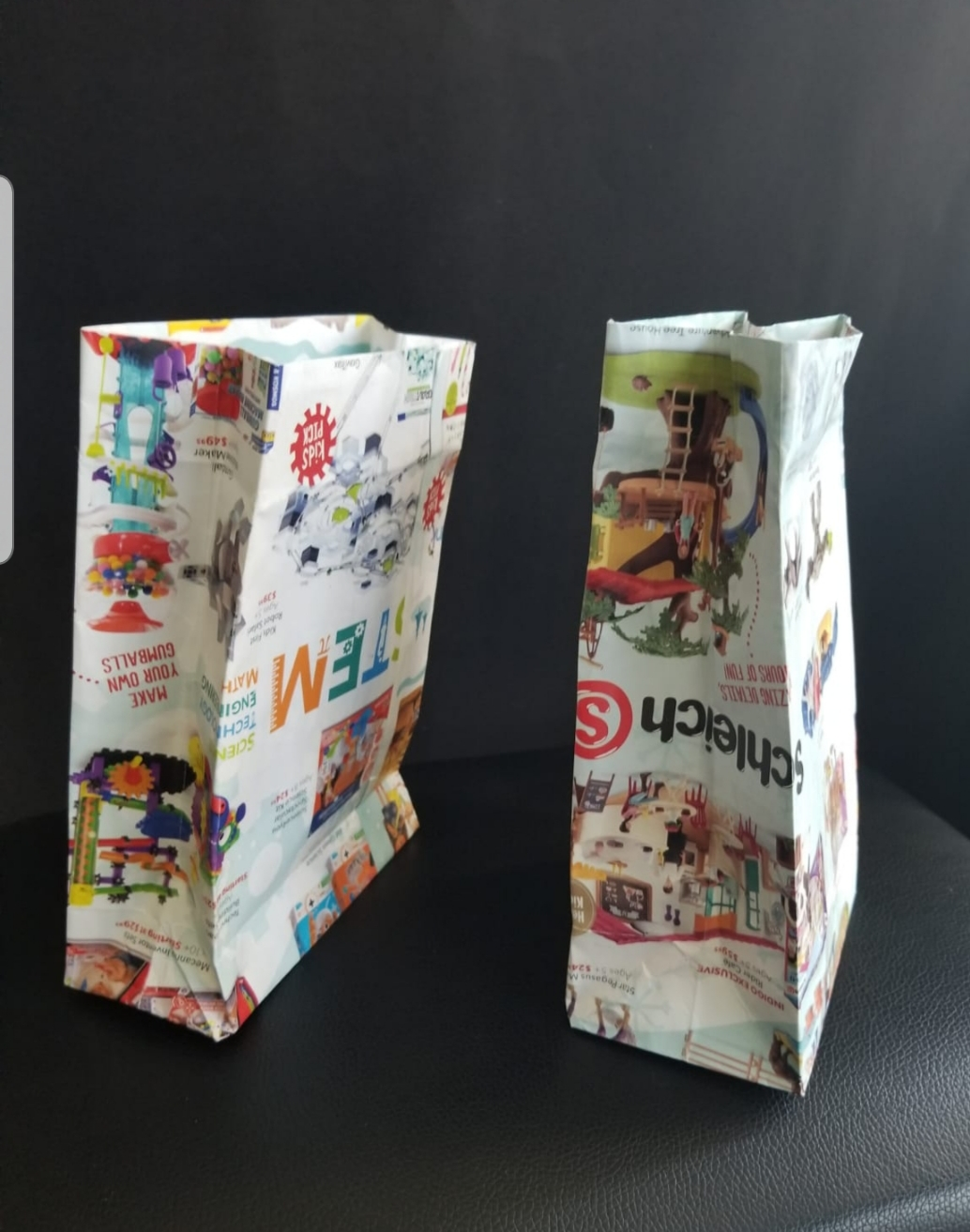 EA Group Paper Bags