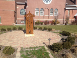 St. Thomas Aquinas Courtyard