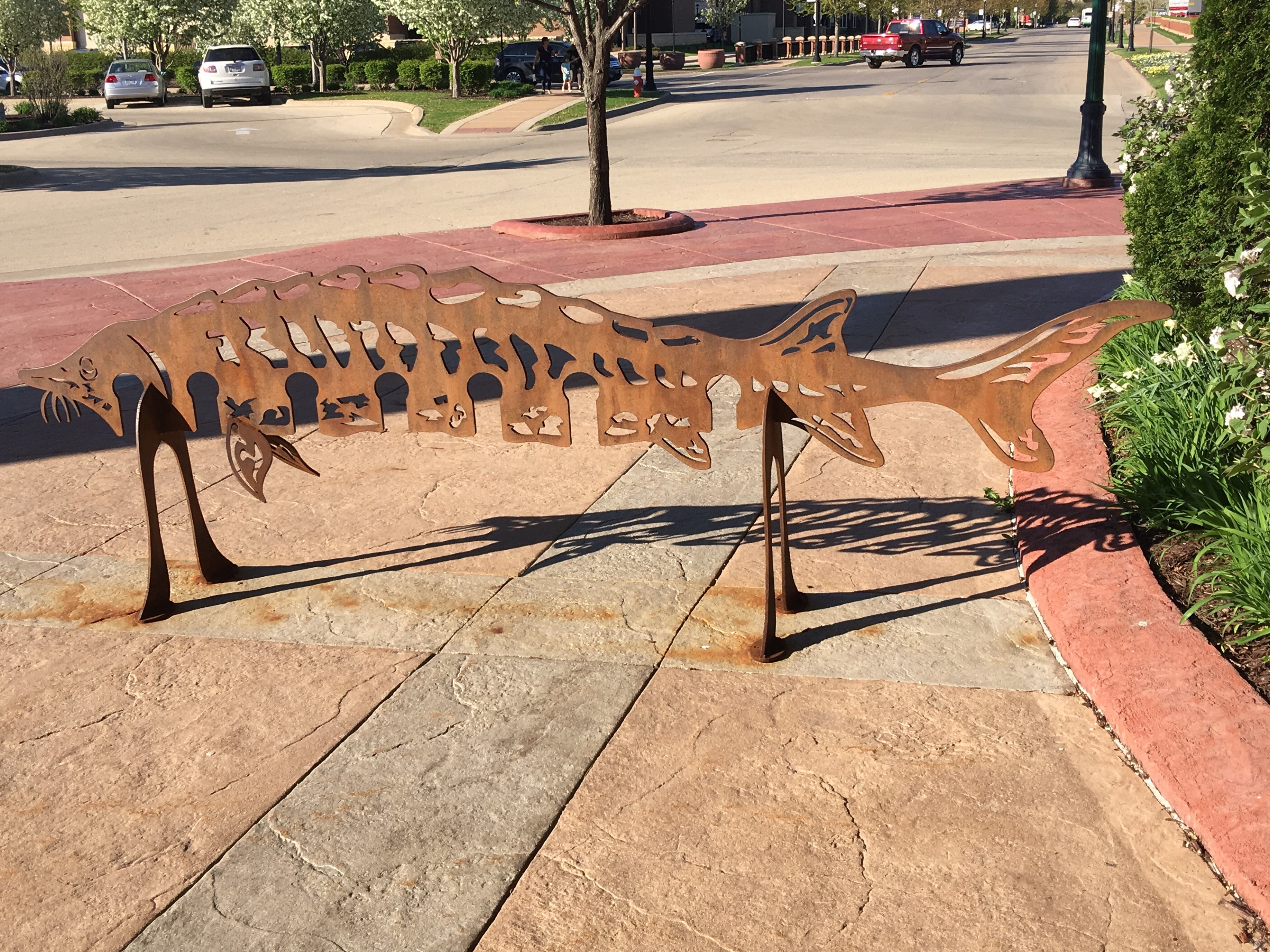 Sturgeon Bike Rack