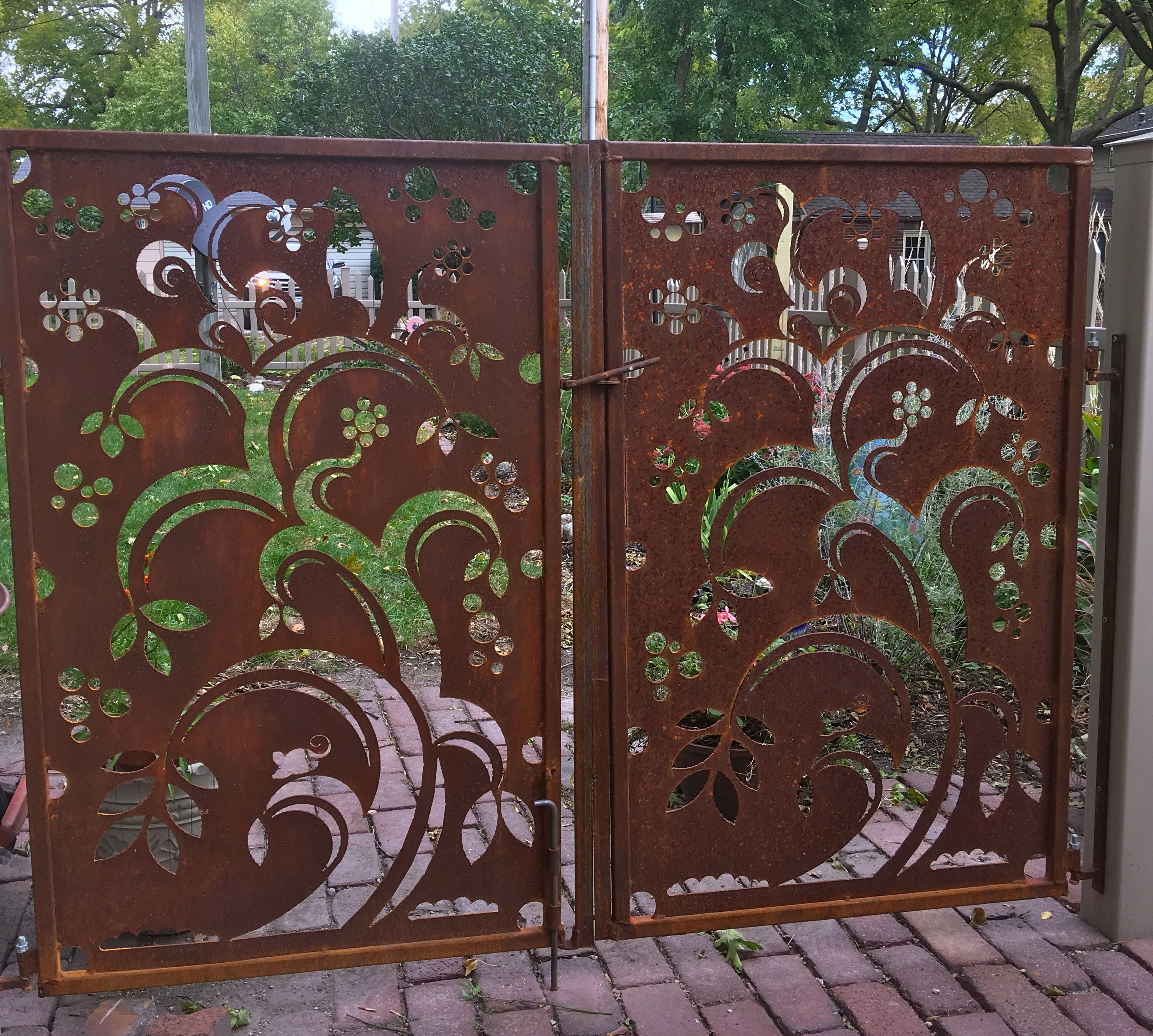 Private Residence Gate