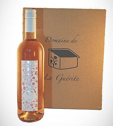 Rosé de Garanoir carton de 6 bouteilles