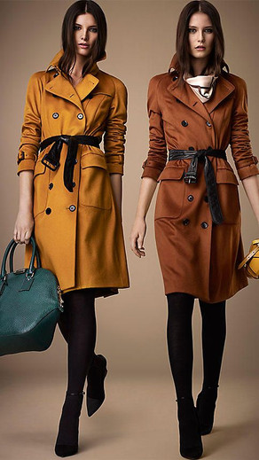 Clássicos do guarda-roupa - trench coat