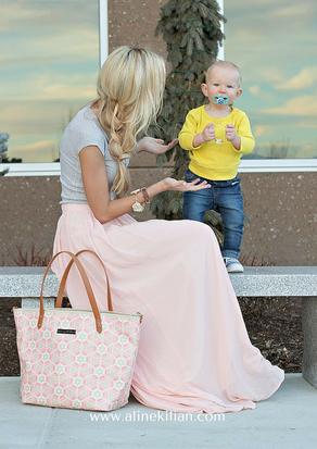 5 Dicas para as mães com estilo sem perder o conforto
