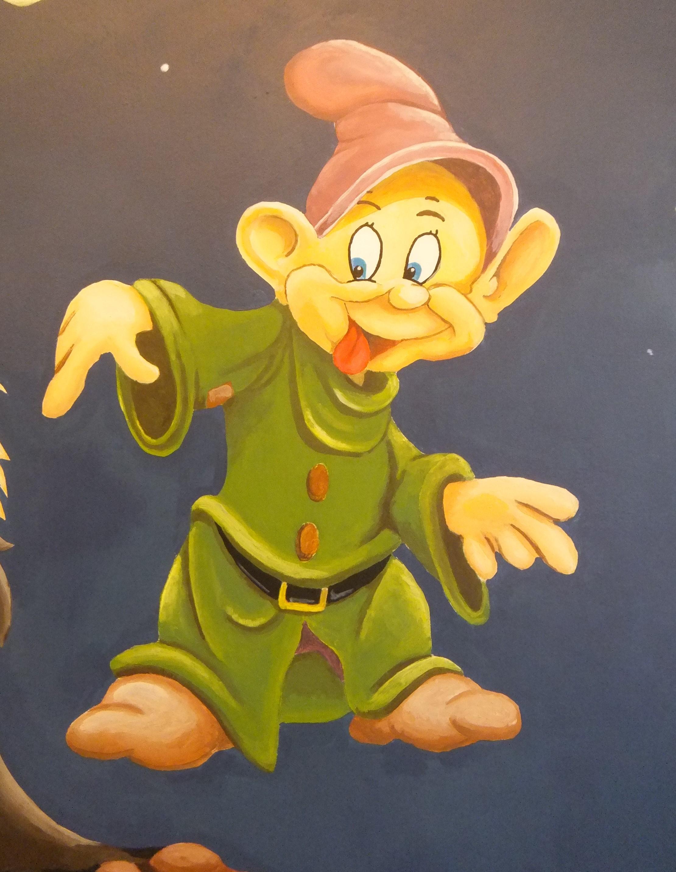 Disney Seven Dwarves Dopey