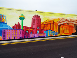 Liverpool's Landmark Mural