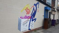 Donald Trump Mural