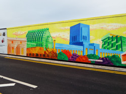 City of Colour Mural
