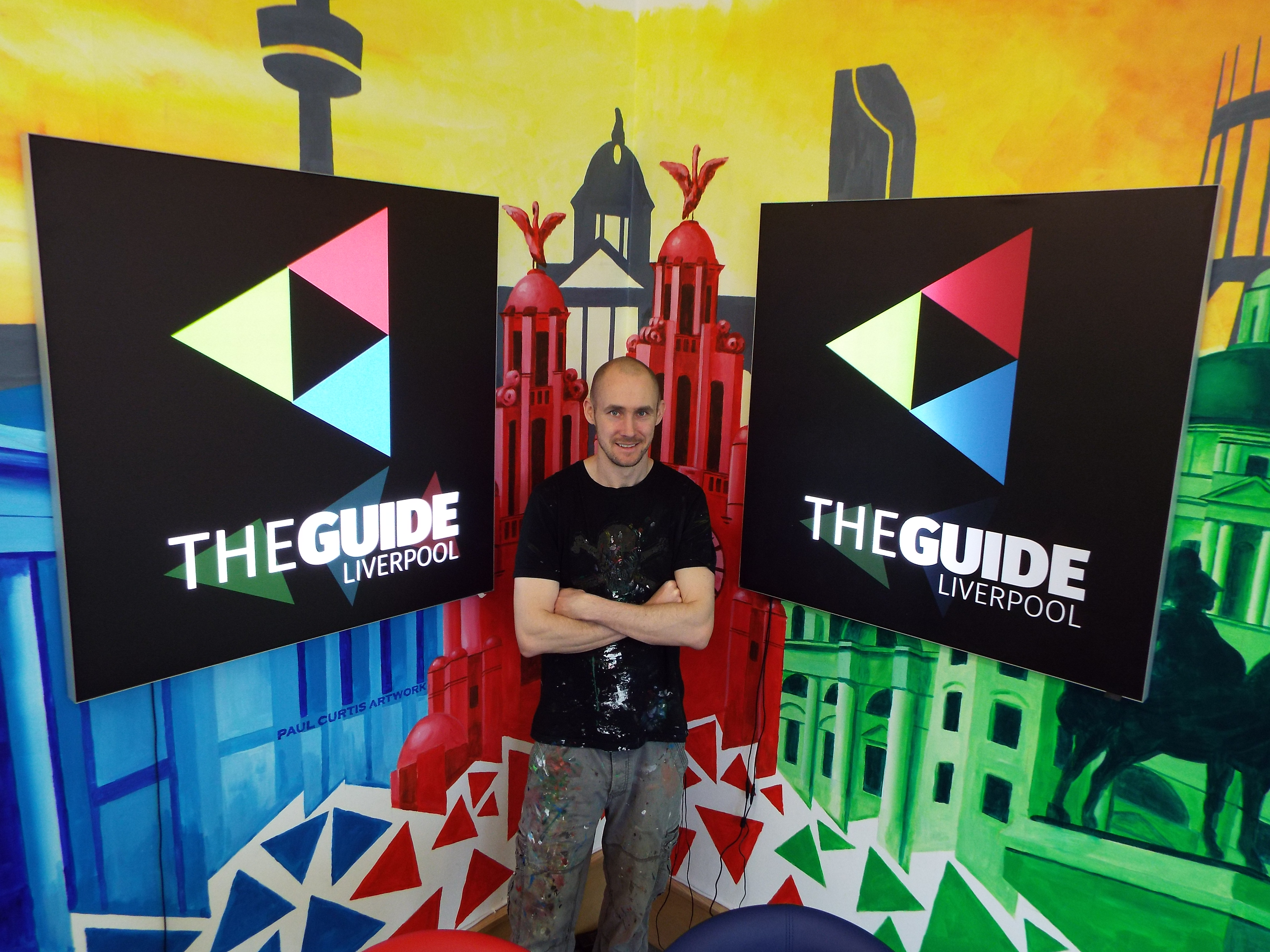 The Guide Mural
