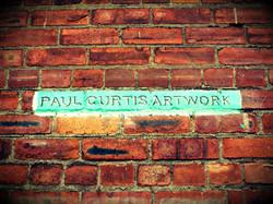 Paul Curtis Artwork Liverpool