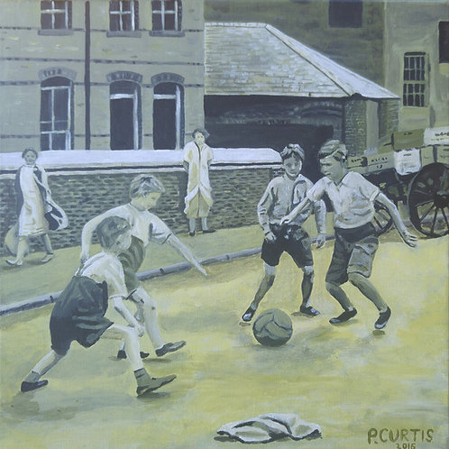 Jumpers for Goalposts - SOLD