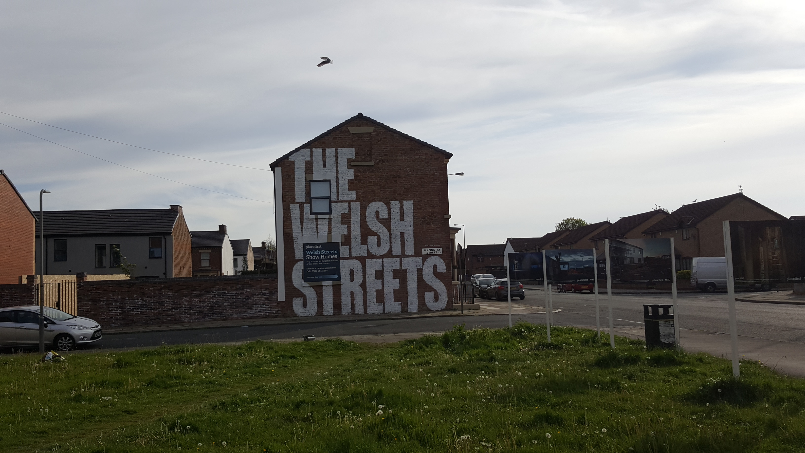 Welsh Streets, Liverpool