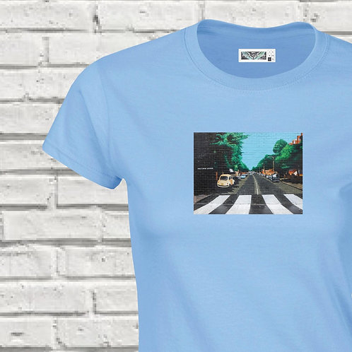 """""""Abbey Road, Liverpool"""" T-shirt"""