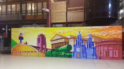 Liverpool Cathedral, St Georges Hall and the Liver Building