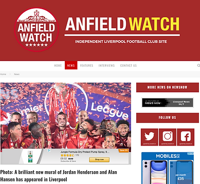 Anfield watch article