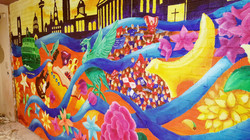 Taco Bell Mural