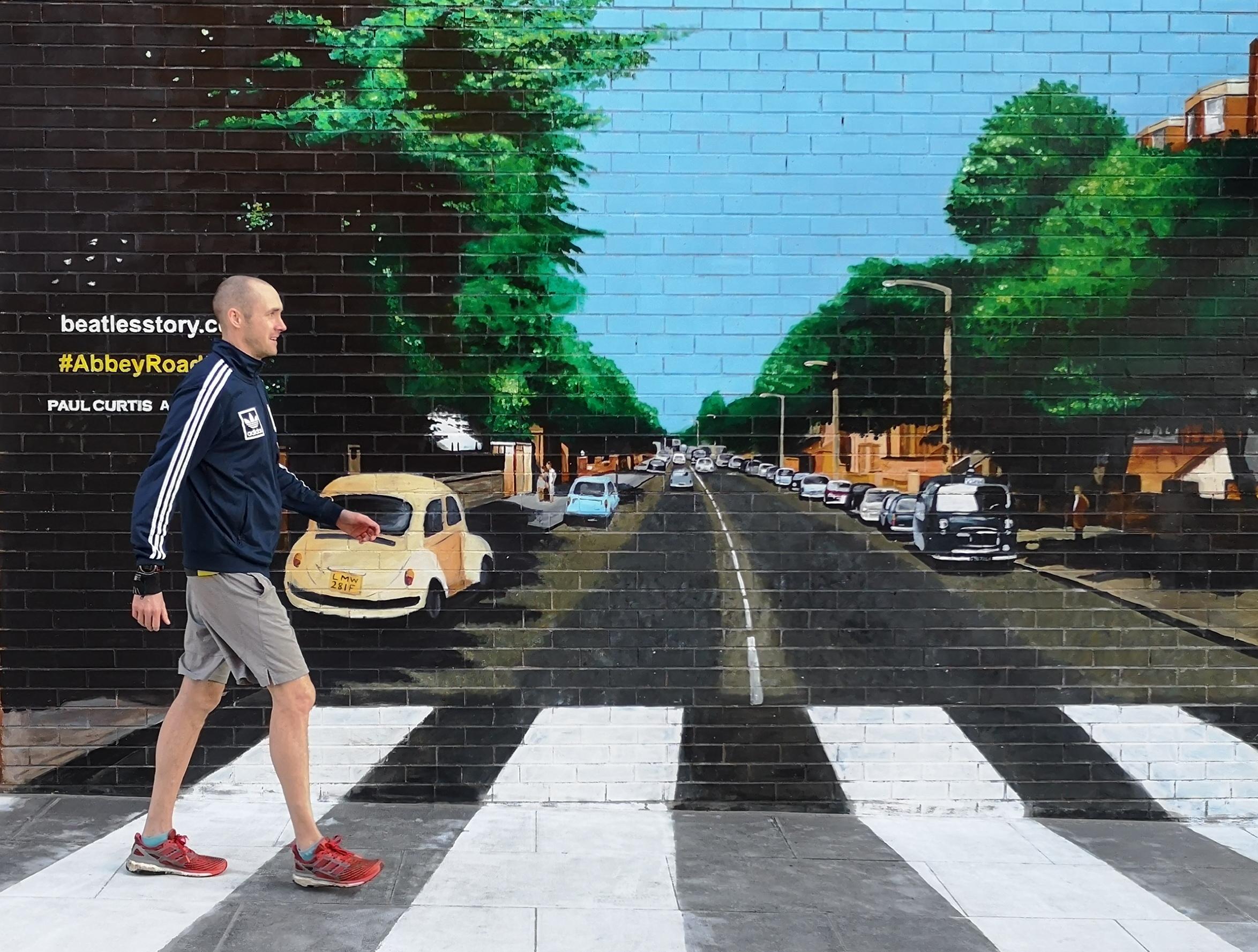Paul Curtis, Abbey Road