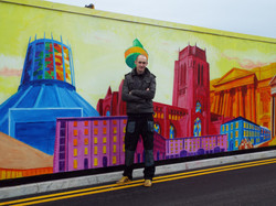 Paul Curtis Liverpool's Landmark Mur