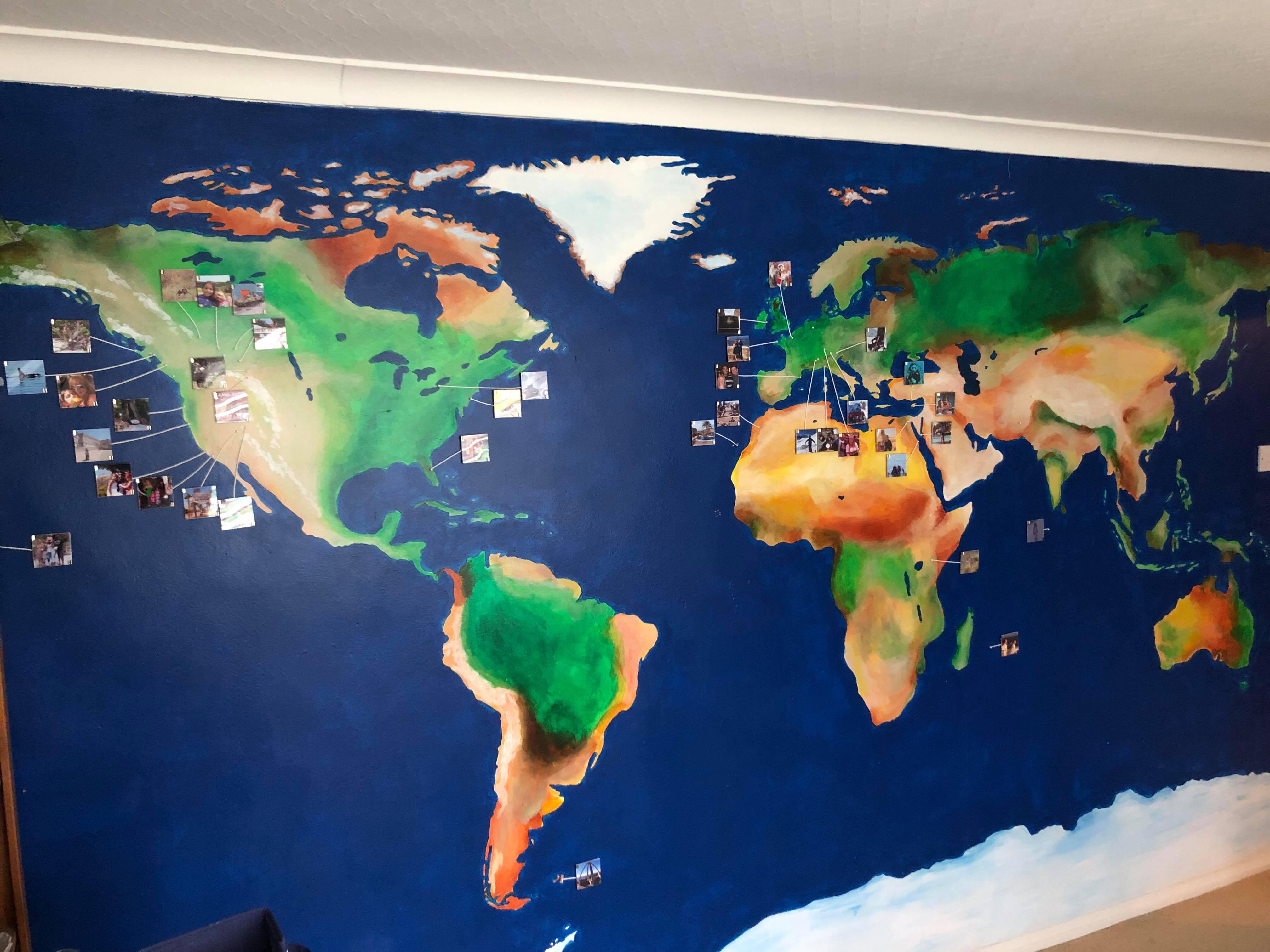 Earth Mural