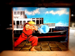 Street Fighter 2 Ken