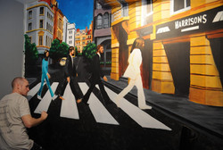 Paul Curtis Artwork The Beatles