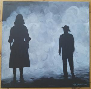 Film Noire Couple