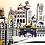 Thumbnail: Liverpool City Black and White (ish) 2 Print