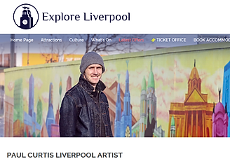 Explore Liverpool Paul Curtis Artwork.pn