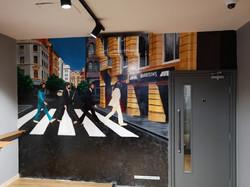 The Beatles Harrisons