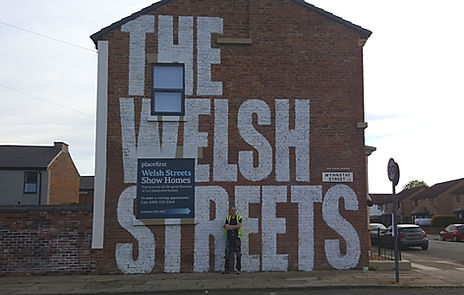 The Welsh Streets Paul Curtis Toxteth