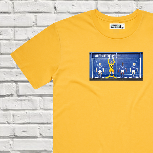 Everton Subbuteo Players T-shirt