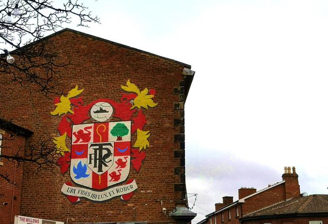 Oxton Tranmere Rovers - Birkenhead- Paul