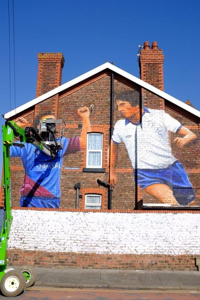 Tranmere Rovers Artwork