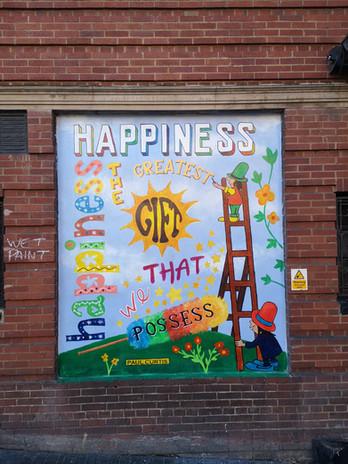 Ken Dodd, Happiness mural