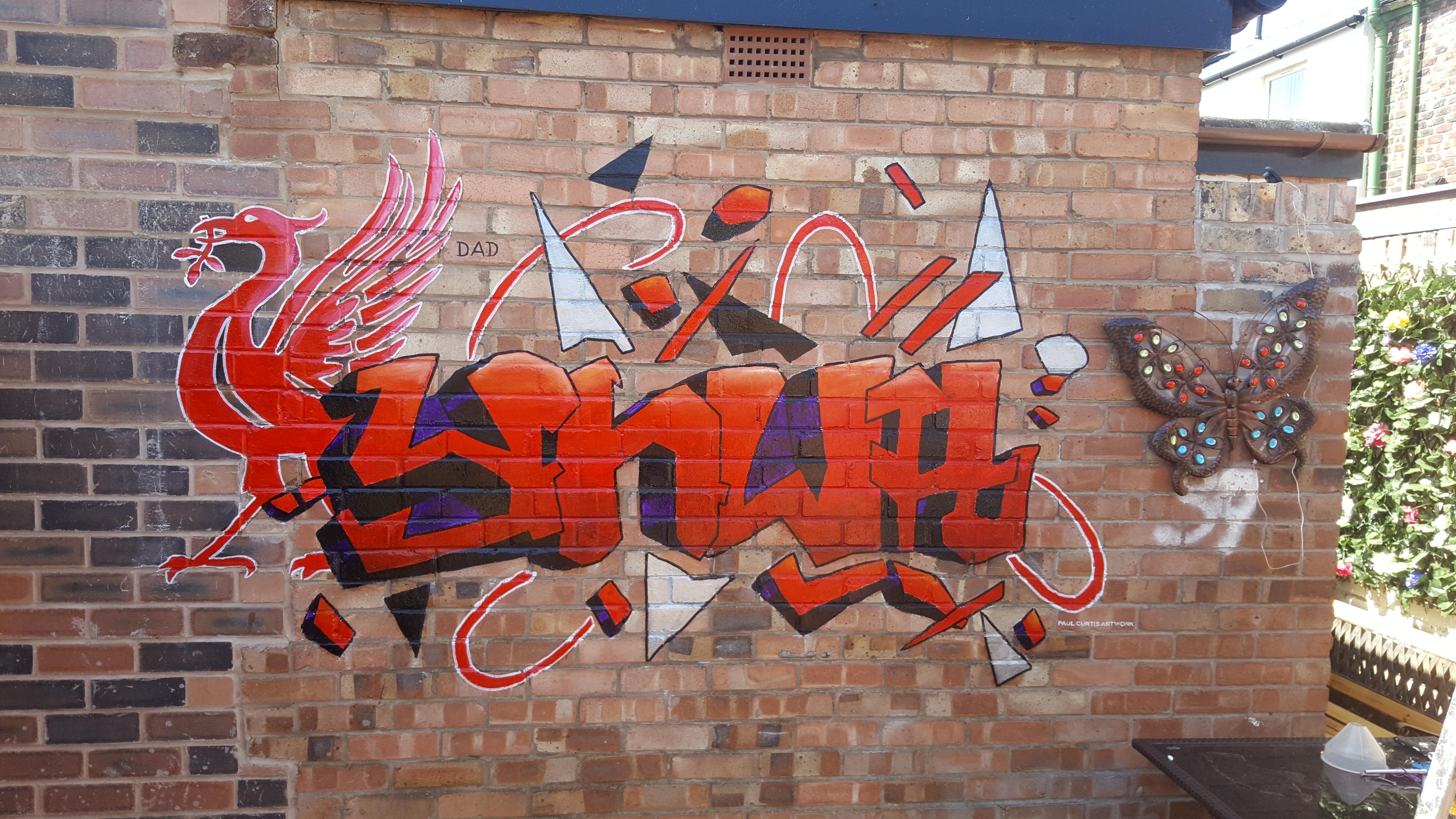 LFC Mural