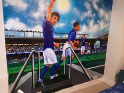 Paul Curtis Everton Mural