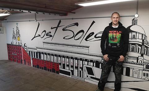 Lost Soles Paul Curtis