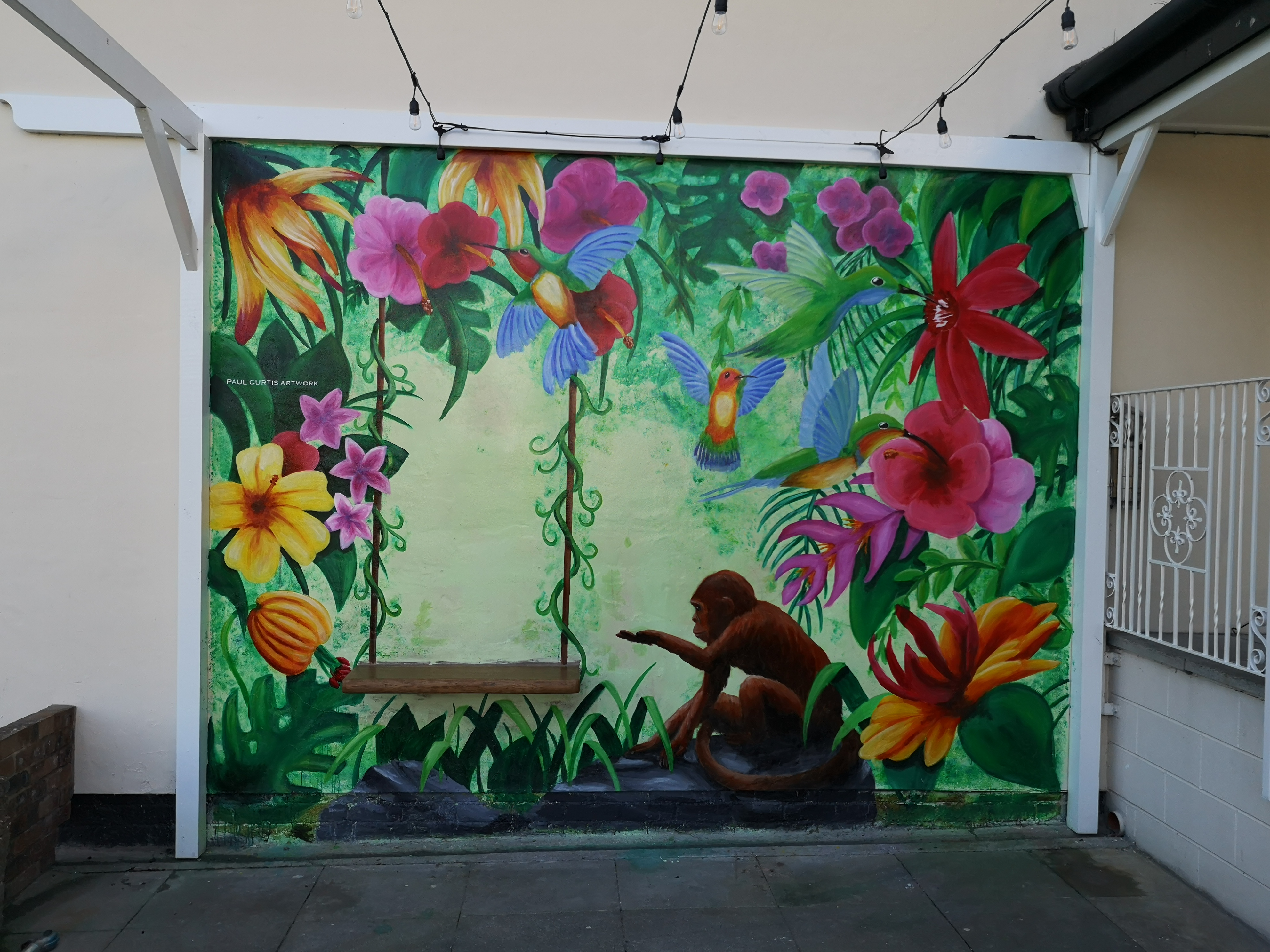 Thornton Hall Art