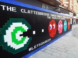 Clatterbridge Cancer Charity Mural
