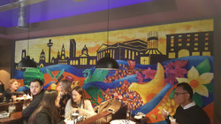 Taco Bell Mural Liverpool