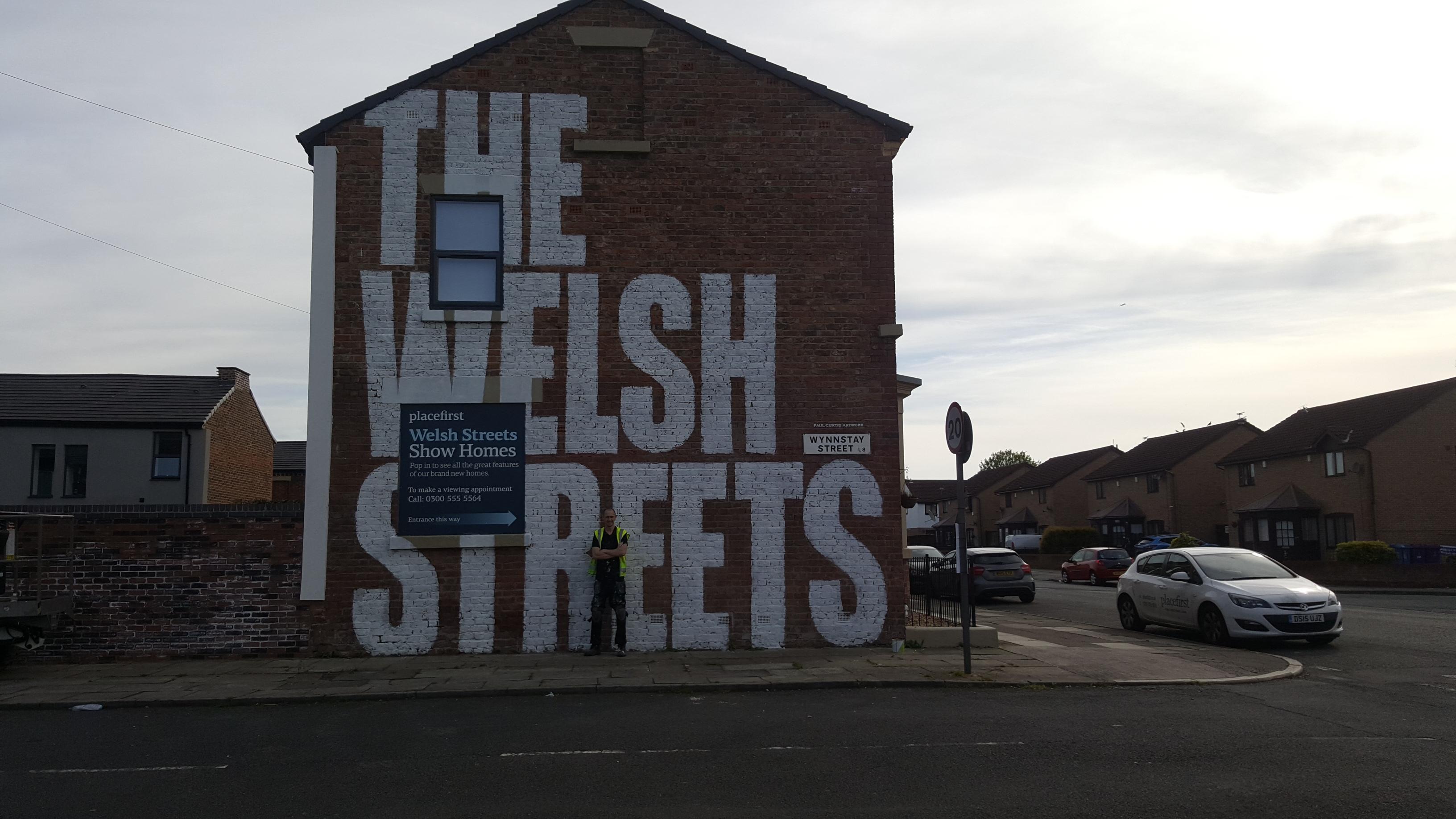 Peaky Blinders Street