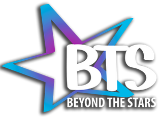 Behind the Table at BTS!