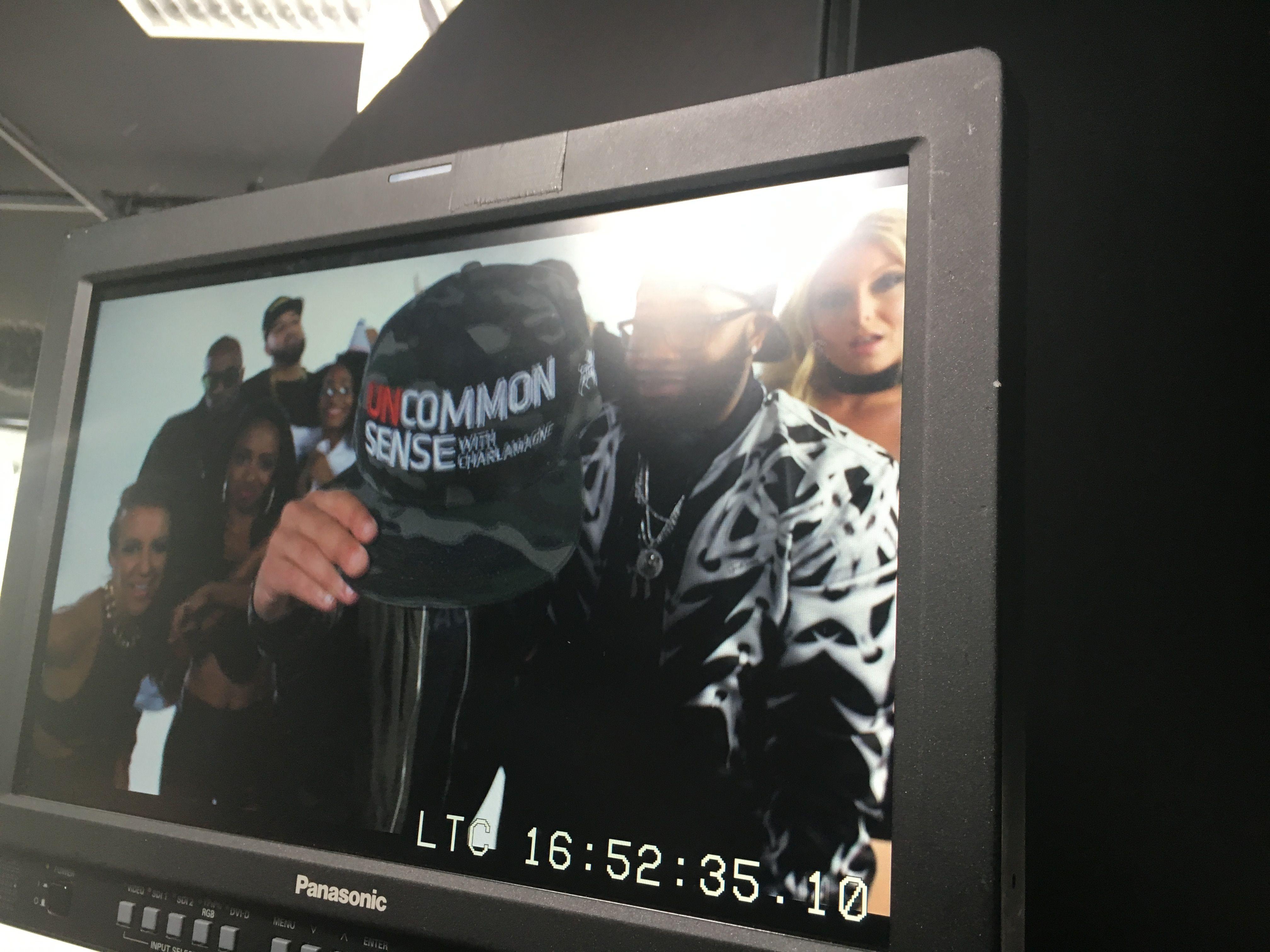 MTV2 Uncommon Sense with Charlamagne