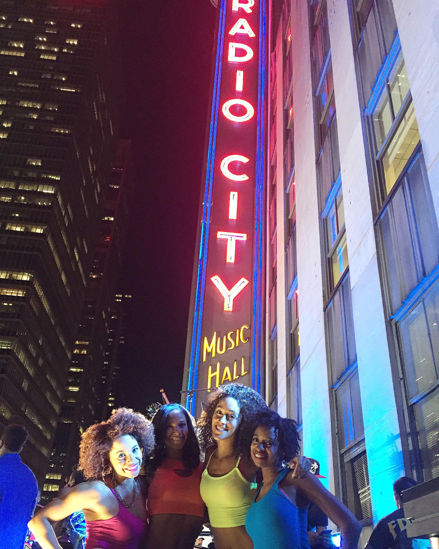 Radio City Music Hall 2015