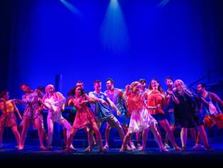Mamma Mia!: From Maine to NEW YORK!