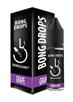 Bong Drops - Grape (15ml)