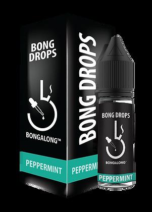 Bong Drops - Peppermint (15ml)