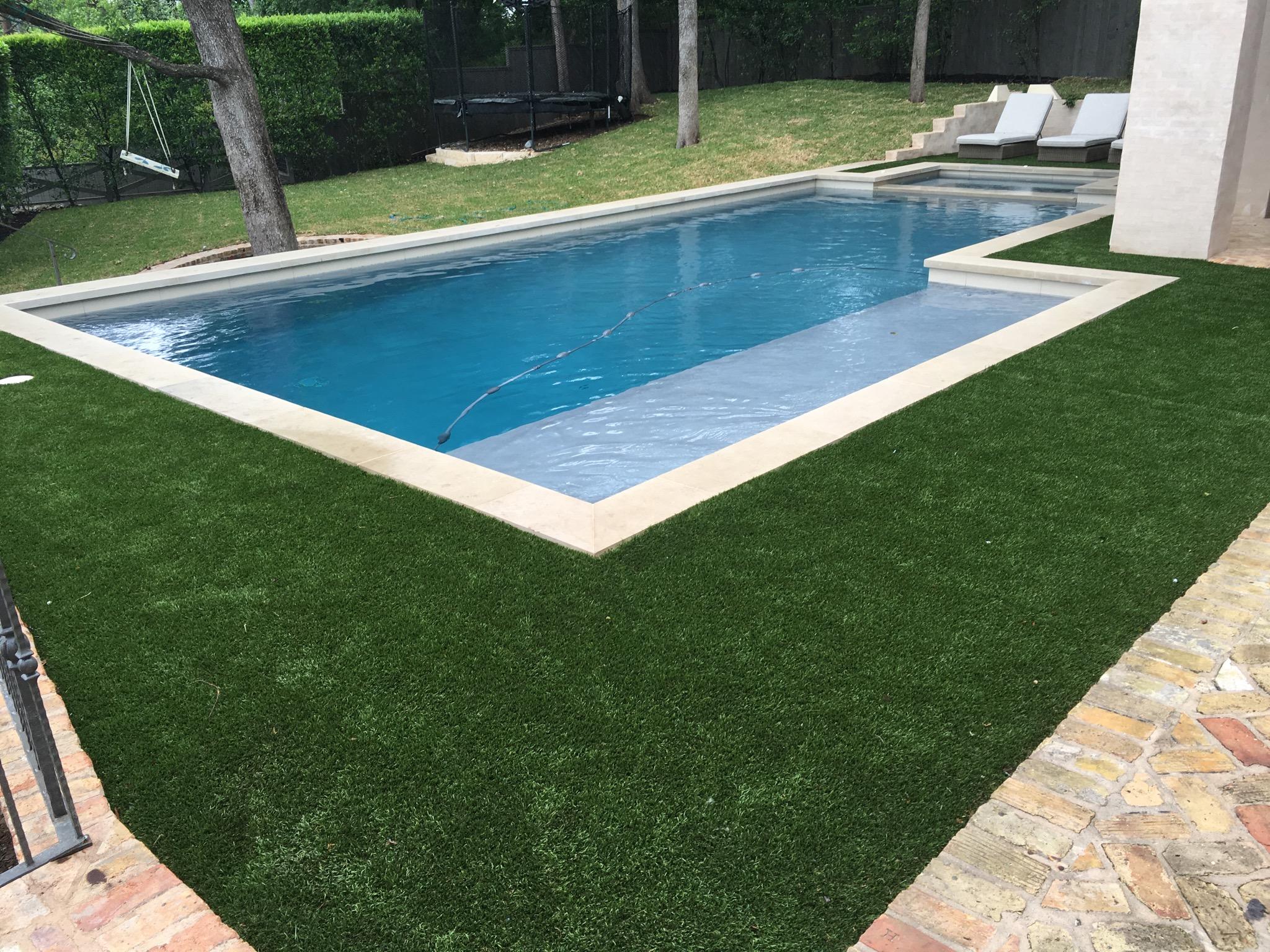 Geometric Pools | Elite Pools of Austin