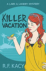 Killer Vacation book cover